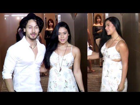 Xxx Mp4 Tiger Shroff With Sister Krishna Shroff S First Video In Public 3gp Sex