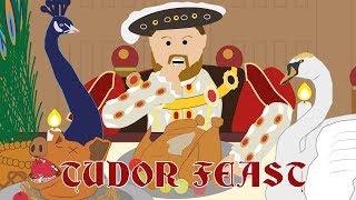 What did Henry VIII eat? Tudor Feast