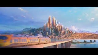 Zootopia (2016) - Arriving (Try Everything)