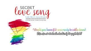 [Lyrics + Vietsub] Secret Love Song - Little Mix
