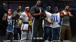 Def Jam Fight For New York Full Movie All Cutscenes Cinematic
