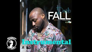 Davido - Fall (Official Instrumental) With FL 10 Project