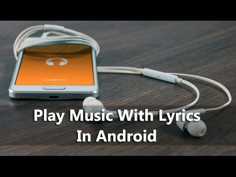 Xxx Mp4 How To Automatically Play Music With Lyrics In Android Hindi TechBuddy 3gp Sex