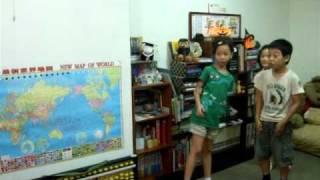 Sunshine Drama Club-- Script: The Silly Kids (Comedy)