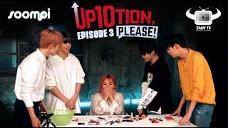 (ESP/PORT/ENG SUBS) PLEASE DO MY MAKEUP! [UP10TION, Please!EPISODE 3]