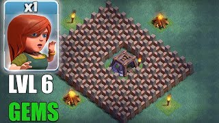 UPGRADING TO LVL 6 GEM MINE!! | Clash of clans | THE BM DIED!!