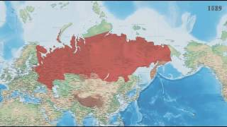 Expansion of Russia, 862-1991