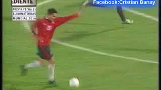 QWC 2006 Chile vs. Venezuela 2-1 (08.06.2005)