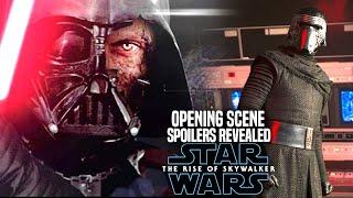 The Rise Of Skywalker Opening Scene Spoilers Revealed! (Star Wars Episode 9)