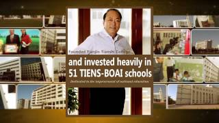 Video of Chairman Li Jinyuan English version