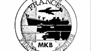 M.K.B. Fraction Provisoire - M.K.B. Provenance France