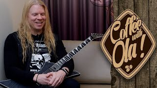 COFFEE WITH OLA - Jeff Loomis of Arch Enemy, Nevermore