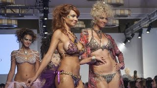Show Runaway Last Collection No Secrets by Pamela Botello Art & Jewelry at Couture Fashion Week NYC