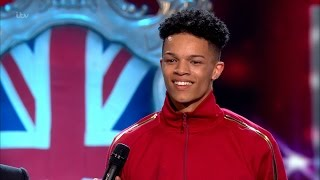 Balance Unity - Britain's Got Talent 2016 Final