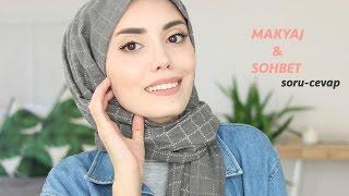 Günlük Makyajım & Sohbet│Bir Süredir Neden Yoktum? İlişki, Kariyer - YouTube