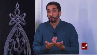 Faith in Allah's Plan - Khutbah by Nouman Ali Khan