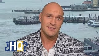 Tyson Fury opens up on mental health, destiny to be heavyweight champ | Highly Questionable