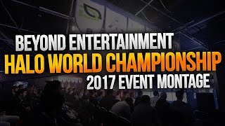 Halo World Championship Experience 2017 (By Snipetality)