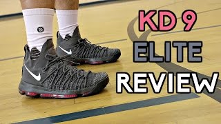 Nike KD 9 Elite Performance Review!