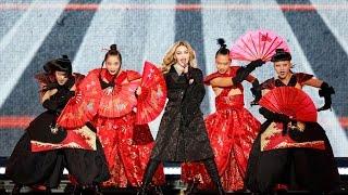 Madonna - Bitch I'm Madonna Tokyo Japan Frontrow