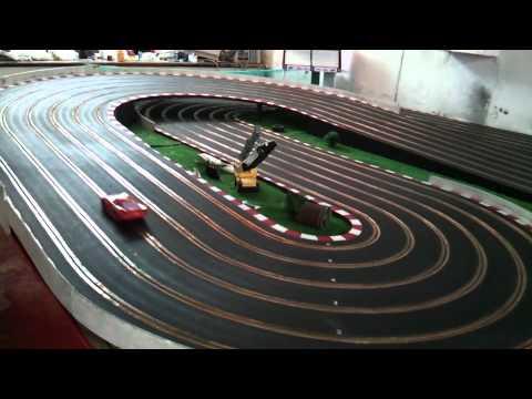 Carrera Evolution Cars 2 Lightning McQueen Francesco Bernoulli