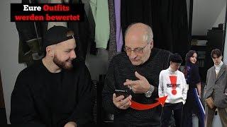 Mein Opa bewertet eure Outfits | Saint Moré