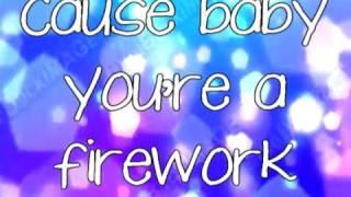 Katy Perry - Firework Lyrics