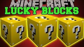 Minecraft Şanslı Blok-Bu Nasıl Şanslı Kutu ?