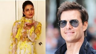 Priyanka Chopra Compared With Tom Cruise On 'Live With Kelly' Show