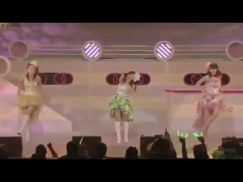 Chisato Okai (°C-ute) - Saikokyuu no Enjoy GIRLS live 2011