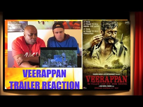 Xxx Mp4 VEERAPPAN Theatrical Trailer Reaction Review By Dex Mike Request 3gp Sex