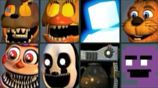 Five Nights at Freddy's WORLD UPDATE 2 | All NEW Characters Unlocked!!