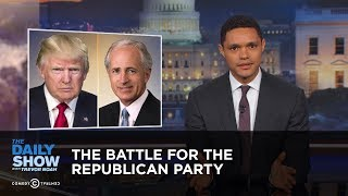The Battle for the Republican Party: The Daily Show