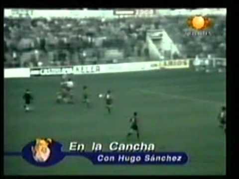 Hugo Sanchez vs Ricardo Lavolpe