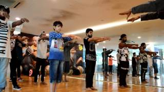 POPPING WORKSHOP 2017 of