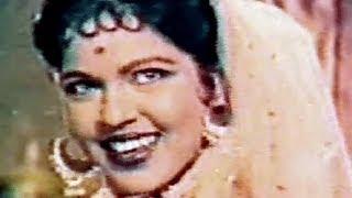 Raat Andheri Dar Lage - Asha Bhosle, Durgesh Nandini  Dance Song