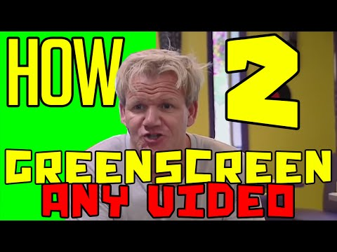 Xxx Mp4 Sony Vegas 14 Tutorial How To Make A Greenscreen Out Of Any Video Advance Masking Tutorial 3gp Sex
