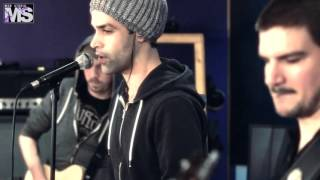 MON STUDIO live cover sessions #39 - ENVY ON THE COAST (Head first in the river)