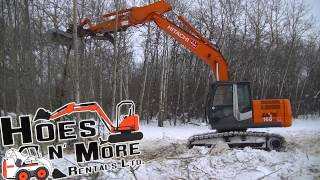 Hoes n More - Brush Cutting - 2015 Equipment