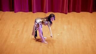 Dance Constellation Gala Show in HONG KONG - Alida Lin