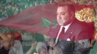 أغنية عن الصحراء المغربية (الشكر للفنانين المصريين) 2017