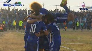 أهداف مباراة القوة الجوية 2-1 النفط | الدوري العراقي الممتاز 2016/17 الجولة 15
