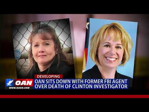 Xxx Mp4 OAN Sits Down With Former FBI Agent Over Death Of Clinton Investigator 3gp Sex