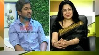 """Chat with Vineeth Sreenivasan and Anjali menon""-Varthaprabhatham 14,July 2012 Part 2"