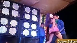 Bangla hot and sexy stage show 2016, Bhojpuri recording, Bangla very very  hot sexy arkestra 2017