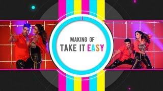 Making of Take It Easy Song | Ami Je Ke Tomar | Ankush | Sayantika | Sangeet Bangla