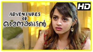 Adventures of Omanakuttan Scenes | Bhavana misunderstands Asif Ali | Rahul Madhav