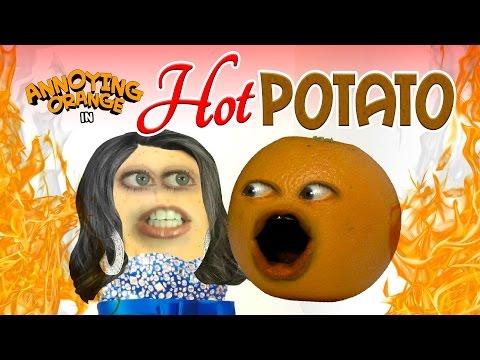 Xxx Mp4 Annoying Orange Hot Potato Ft Rebecca Parham 3gp Sex