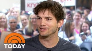 Ashton Kutcher On Netflix Show 'The Ranch,' Wife Mila Kunis, Baby No. 2 | TODAY