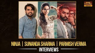 Ninja | Sunanda Sharma | Parmish Verma | PTC Star Live | Latest Interview 2017 | PTC Punjabi